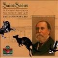 Saint-Saens: Carnaval des Animaux, Piano Trio, Septet / Nash