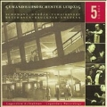 Legendary Recordings of Gewandhausorchester Leipzig
