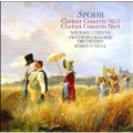 Spohr: Clarinet Concertos Vol.2; No.3, No.4 / Michael Collins(cl), Robin O'Neill(cond), Swedish Chamber Orchestra