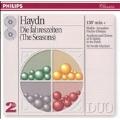 Haydn: The Seasons / Marriner, Mathis, Jerusalem, et al