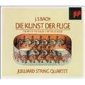 Bach: The Art of the Fugue / Juilliard String Quartet