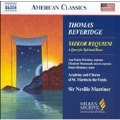 T.Beveridge: Yizkor Requiem / Neville Marriner(cond), ASMF & Chorus, Robert Brubaker(T), Ana Maria Martinez(S), etc