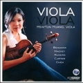 Viola, Viola - S.Mackey, P.Ruders, G.Benjamin, etc