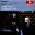 Grieg: Piano Concerto Op.16, Holberg Suite Op.40