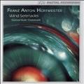 F.A.Hoffmeister: Wind Serenades