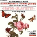 Mozart: The Haydn Quartets / Petersen Quartet
