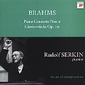 Brahms:Piano Concerto No.2/Intermezzi & Rhapsody Op.119:R.Serkin