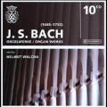 J.S.Bach: Organ Works / Helmut Walcha (10-CD Wallet Box)