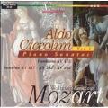 Mozart Piano Sonatas, Vol.1