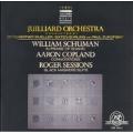 Juilliard Orchestra - Schumann, Copland, Sessions