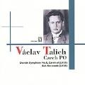Dvorak: Symphony No.8 Op.88, Carnival Op.92; Suk: Serenade Op.6 / Vaclav Talich, Czech PO