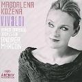 Vivaldi: Arias - Tito Manlio RV.738, Juditha Triumphans RV.644, La Verita in Cimento RV.739, etc / Magdalena Kozena, Andrea Marcon, Venice Baroque Orchestra