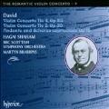 F.David: Violin Concertos No.4 Op.23, No.5 Op.35, Andante & Scherzo Capriccioso Op.16