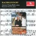 Rachmaninov: Piano Sonata No.2 Op.36 (1931 Version), Corelli Variations Op.42, etc