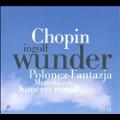 Chopin: Piano Concerto No.1, Piano Sonata No.3, Ballade No.4, etc