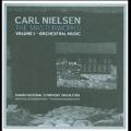 Carl Nielsen: The Masterworks Vol.1 - Orchestral Music [3CD+SACD Hybrid+2DVD]