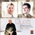 Duetti da Camera - G.Bononcini, F.Mancini, F.B.Conti, etc