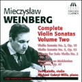 M.Weinberg: Complete Violin Sonatas Vol.2