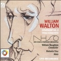William Walton: Symphony No.2, Viola Concerto, etc