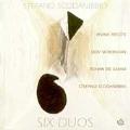 Scodanibbio: Six Duos / Scodanibbio, Arditti String Quartet