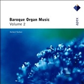 ヘルベルト・タヘツィ/BAROQUEORGAN MUSIC V2 [2564607132]
