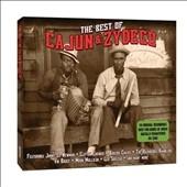 The Best of Cajun & Zydeco CD