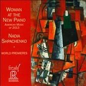 ジュヌヴィエーヴ・フェイウェン・リー/Woman at the New Piano [HDCD][FR711]