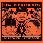 Edo.G/Pete Rock Vs. Dj Premier (4X45 Set)[RDFT1287]