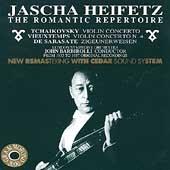 Jascha Heifetz - The Romantic Reperoire
