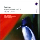 ニコラウス・アーノンクール/Brahms : Piano Concerto no.1 , Ballades op.10 / Buchbinder , Harnoncourt[256460371]