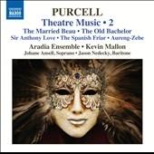 ケヴィン・マロン/H.Purcell: Theatre Music Vol.2[8573280]