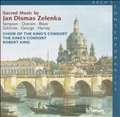 Sacred Music by Jan Dismas Zelenka / King's Consort