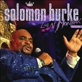 Solomon Burke/Live at Montreux 2006[ER203242]