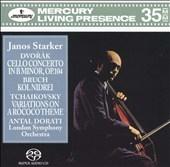 ロンドン交響楽団/Dvorak: Cello Concerto in B minor, Op.104; Max Bruch: Kol Nidrei; Tchaikovsky: Variations on a Rococo Theme[4756608]