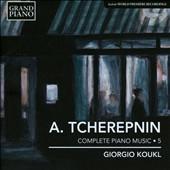 ジョルジオ・コウクル/A.Tcherepnin: Complete Piano Music Vol. 5[GP650]