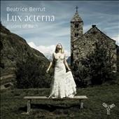 ベアトリス・ベルート/Lux Aeterna - Visions of Bach [AP100]