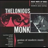 Genius Of Modern Music Vol. 1 CD