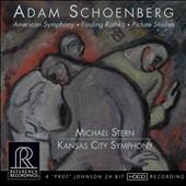 Adam Schoenberg: American Symphony, Finding Rothko, Picture Studies [HDCD]
