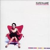 Karen Lane/Once In A Lifetime[33JAZZ79]