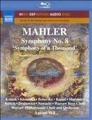 """Mahler: Symphony No.8 """"Symphony of a Thousand"""""""