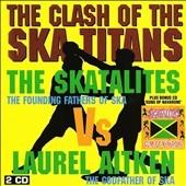 Clash of the Ska Titans CD