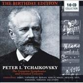 Tchaikovsky - The Birthday Edition CD