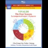 """Vivaldi: The Four Seasons, Violin Concerto Op.8-5 RV.253 """"La Tempesta di Mare"""", etc"""