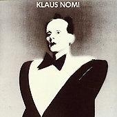 Klaus Nomi/Klaus Nomi[ND74420]