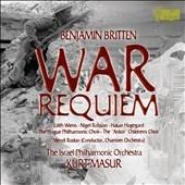 クルト・マズア/Britten: War Requiem Op.66 [HEL029645]