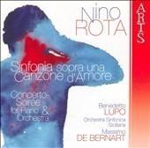 マッシモ・デ・ベルナルト/Nino Rota :Sinfonia sopra una Canzone d ...