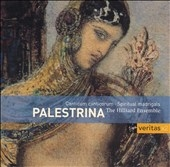 Palestrina: The Song of Songs / Hillier, Hilliard Ensemble