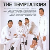 Icon : The Temptations CD