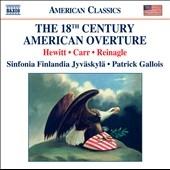 パトリック・ガロワ/18th Century American Overture [8559654]