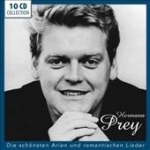 Hermann Prey - Die Schonsten Arien und Romantischen Lieder CD